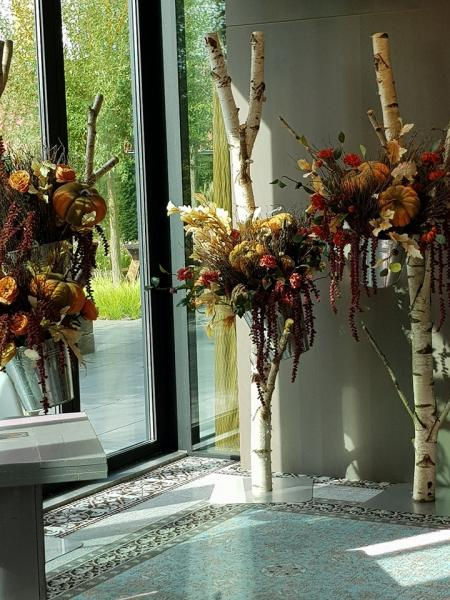 Decoratie thema herfst